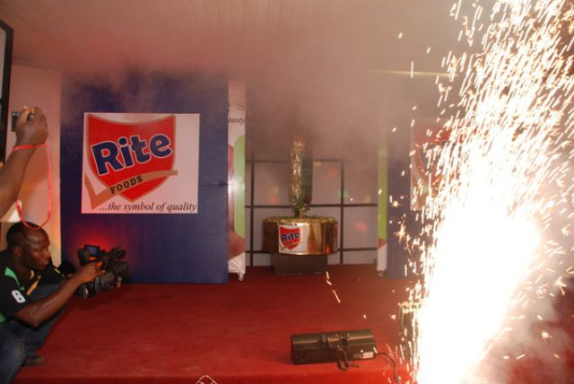 Rite Foods Launching 2007
