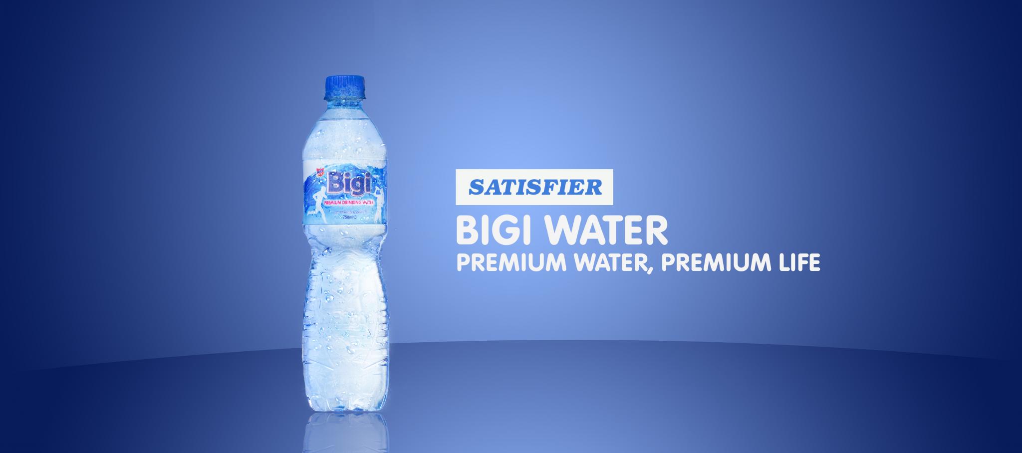 Bigi Premium water