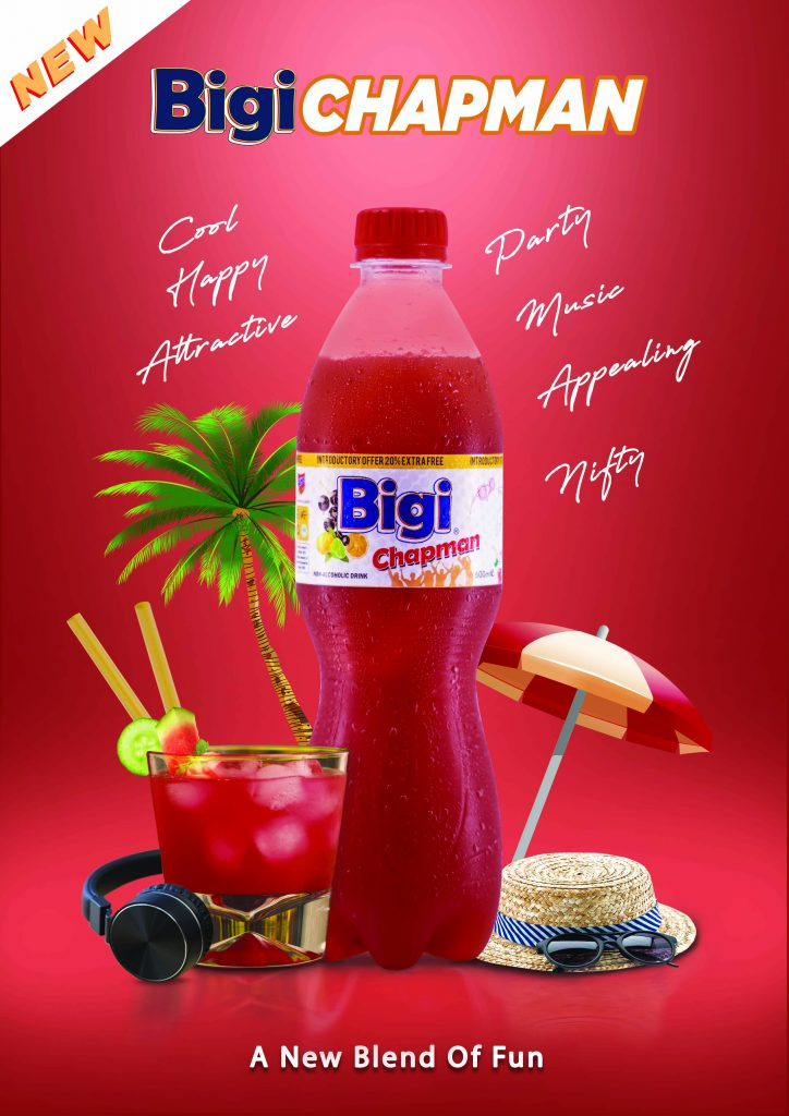 New Bigi Chapman Drink