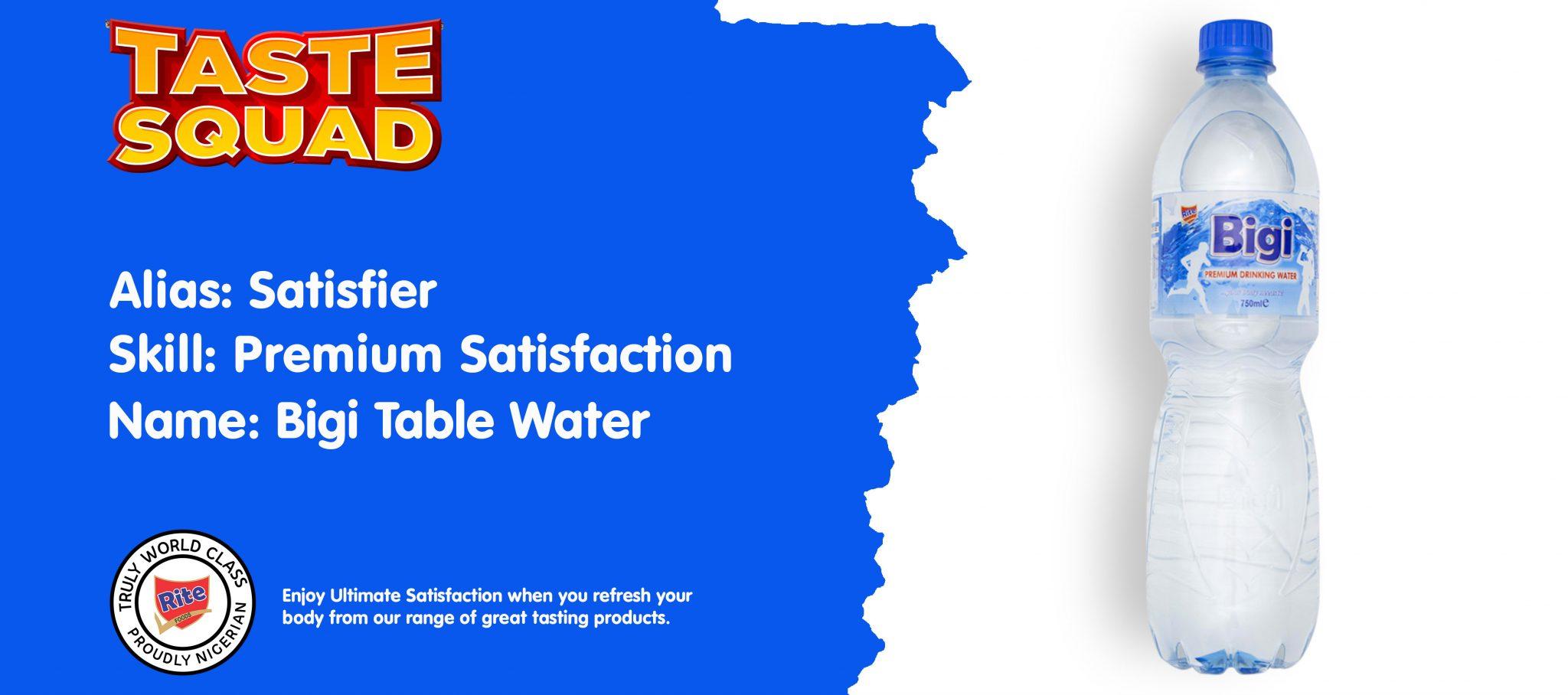 Bigi Premium Drinking Water