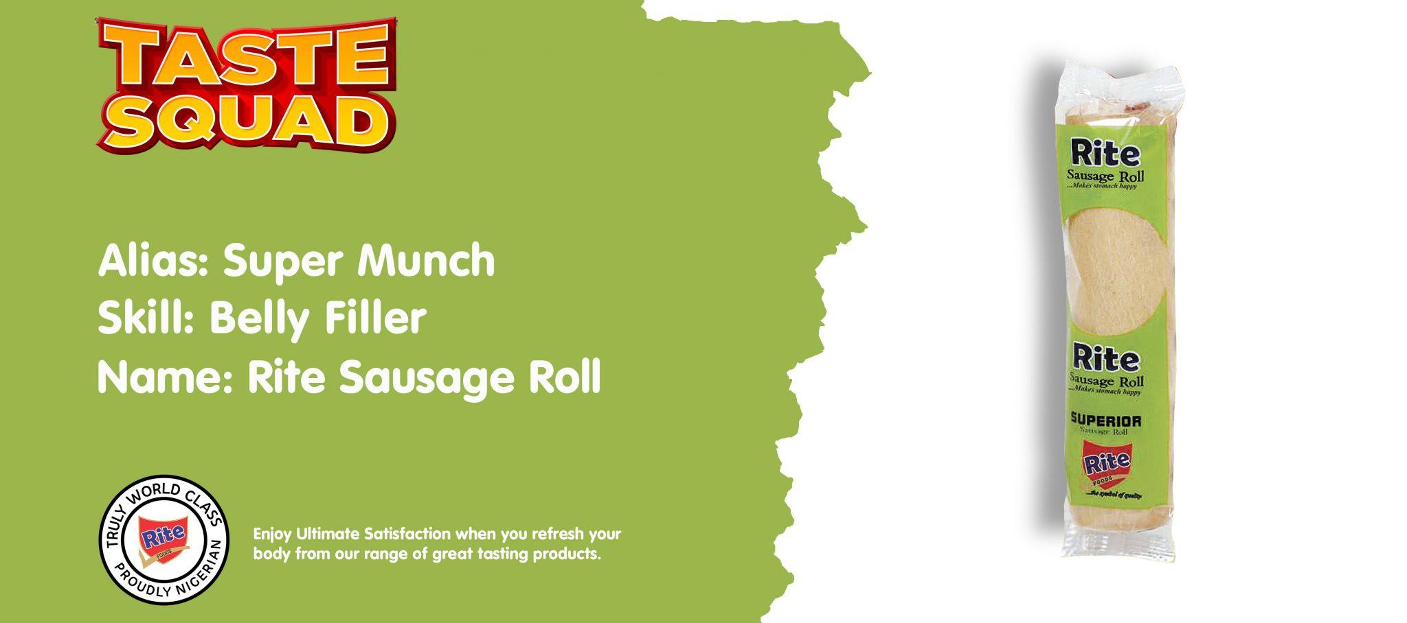Rite Sausage Roll