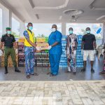 Rite Foods Limited Supports Ogun State in fight against COVID-19 2