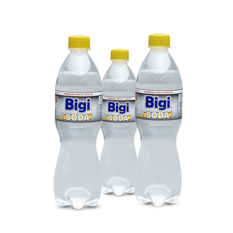 Bigi Soda Water from Rite Foods Limited Products